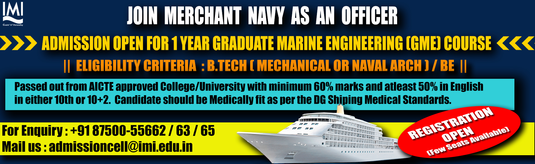Best International Maritime Training Institute Greater Noida